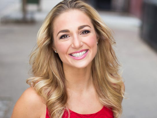 Broadway performer Jessica Lee Goldyn is among the