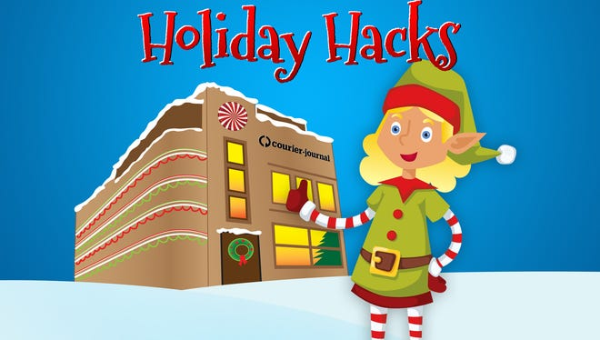 Holiday Hacks with Kirby Adams
