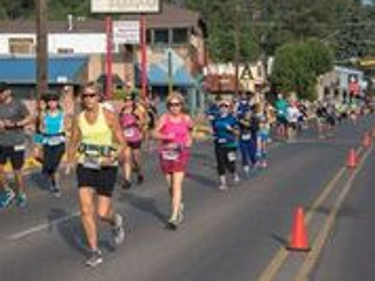 Ruidoso groups stage multiple walks and runs throughout