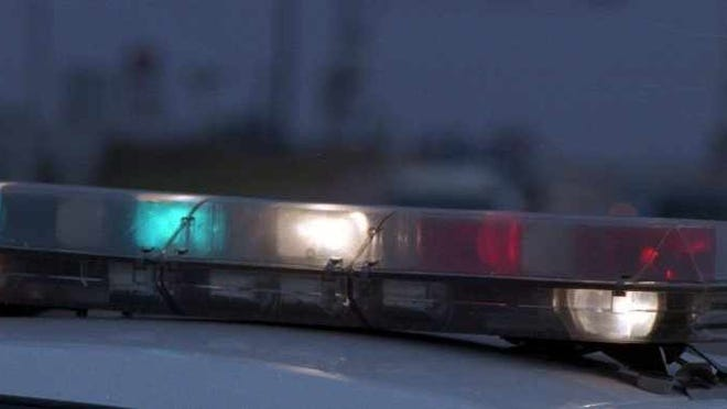 -  -Police car/ police light