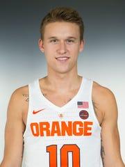 Braedon Bayer, Syracuse men's basketball