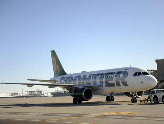 frontier airlines adding four new routes from phoenix