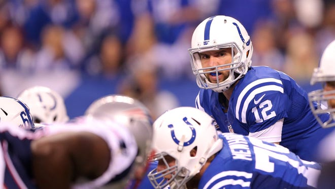 Andrew Luck's new deal is latest move to secure Indy's top offensive threats.