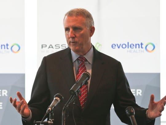 Mark Carter, CEO of Passport Health Plan