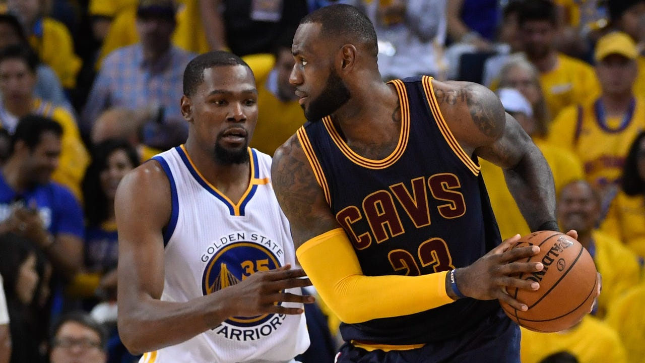 Team captains LeBron James and Steph Curry made their picks for the All-Star rosters, with James notably choosing Kevin Durant, Kyrie Irving and Kevin Love.