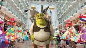 Dreamworks Cruise