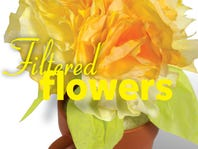 DIY: Create Flowers From Coffee Filters