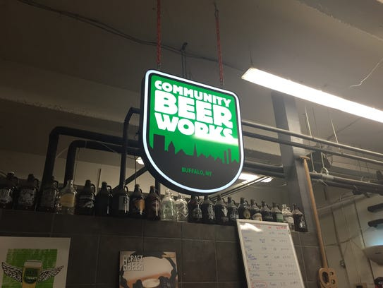 Community Beer Works,which opened in 2012, is one of