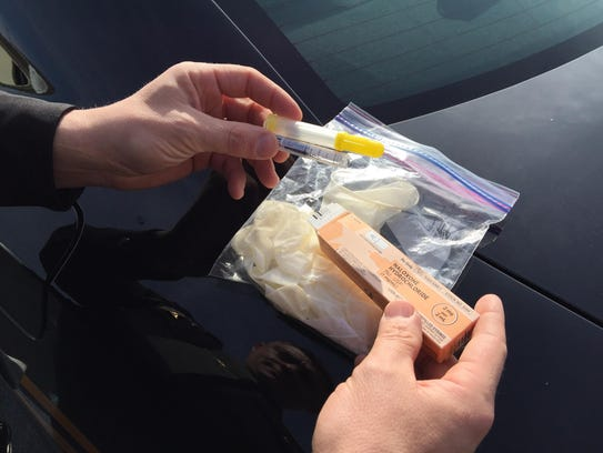 More law enforcement carry Narcan kits which include