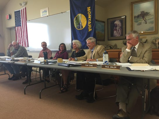 The Montana State Parks and Recreation Board unanimously