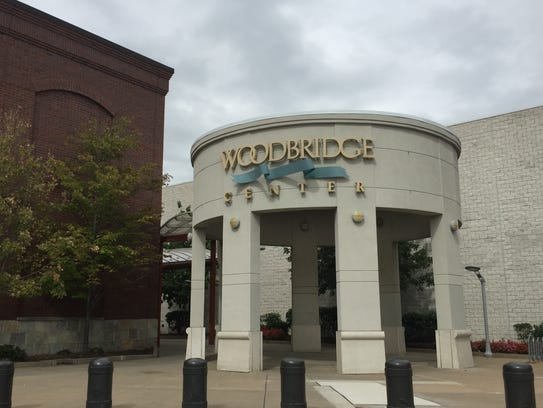 Woodbridge Center mall in Woodbridge.