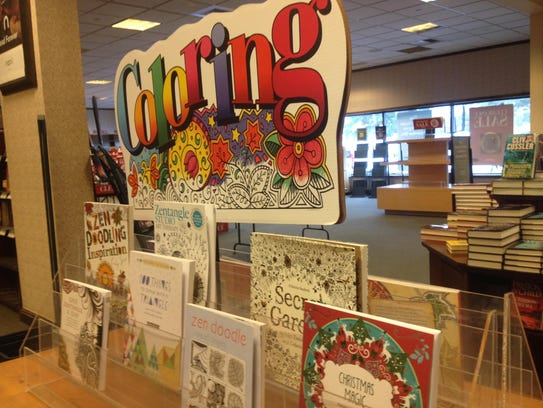 From Barnes Noble To Books A Million Adult Coloring
