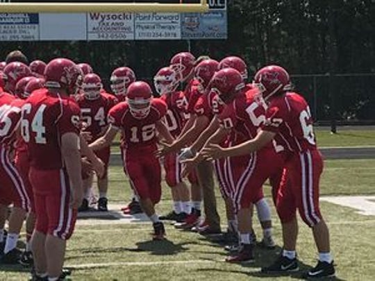 Pacelli enters their matchup with Iola-Scandinavia fresh off a 41-14 road win over Weyauwega-Fremont.
