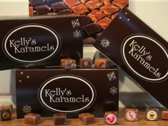 Kelly's Karamels of Troy