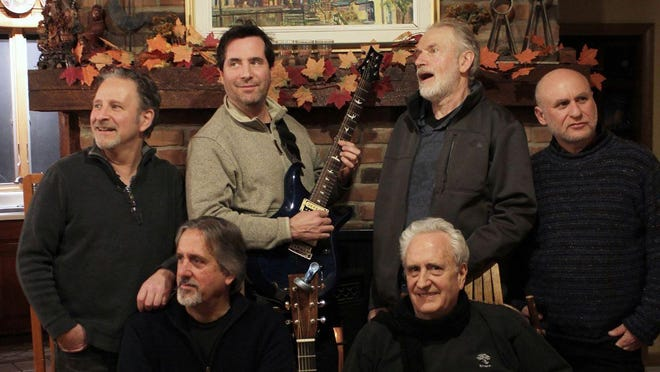 The Nathans perform Feb. 1 at Unison Arts in New Paltz.