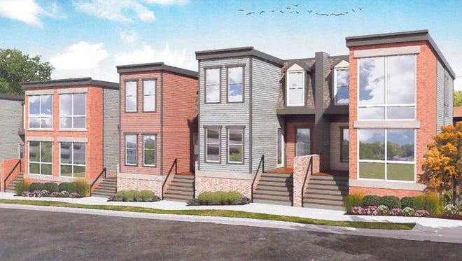 An infill development called Northern Townhomes is expected to be Avondale's first new market-rate housing since the 1990s.