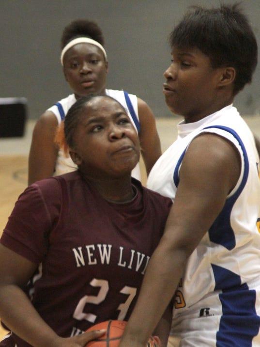 Theodis Lee Basketball Tournament