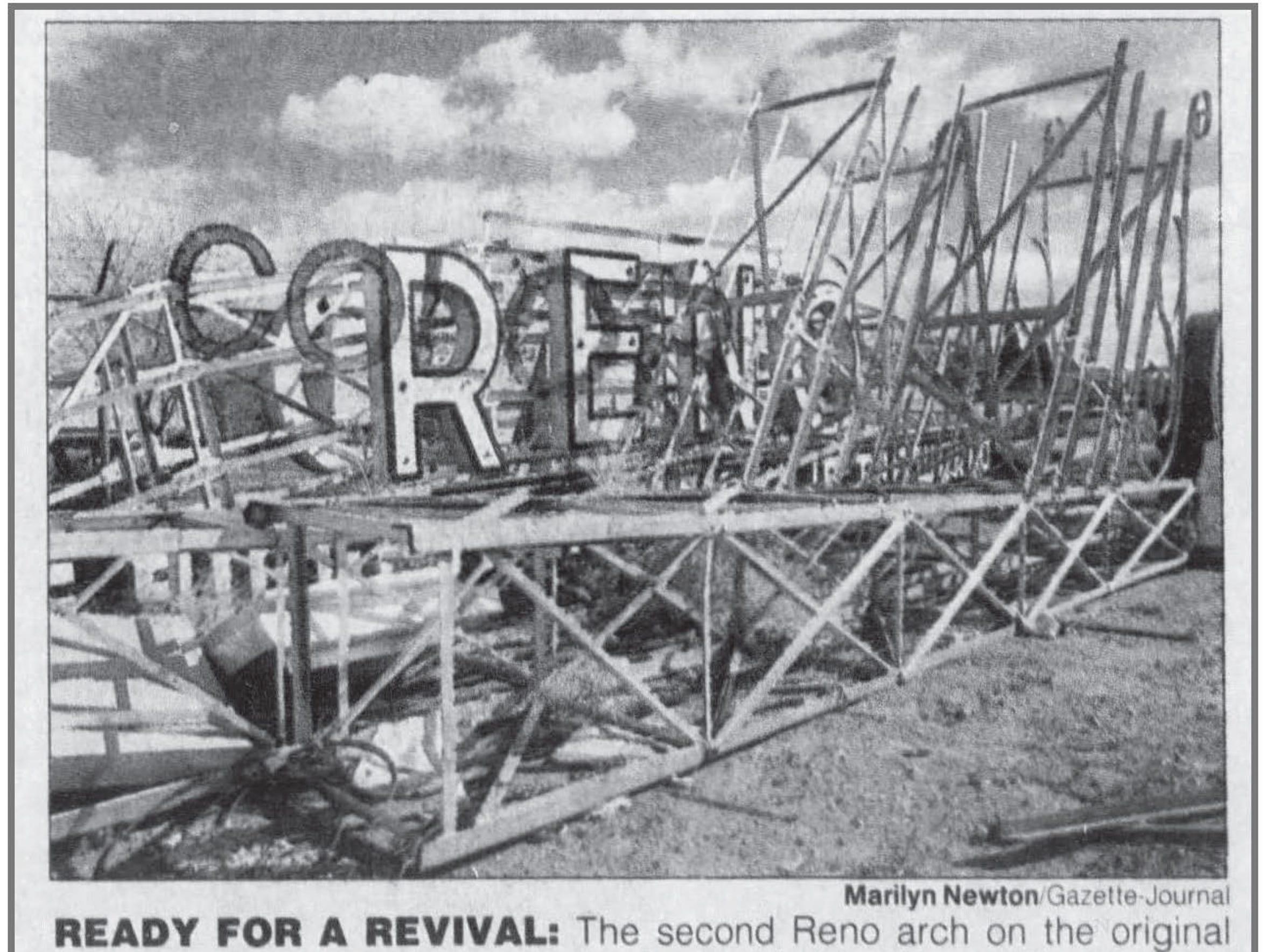 "Original caption: ""Ready for a revival: The second"