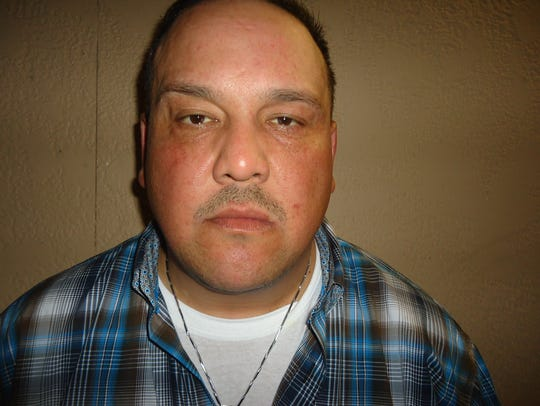 Tommy Cabello was accused by three witnesses of assaulting then-Rio Bravo Police Chief Juan J. Davila (pictured) on Thanksgiving 2015.
