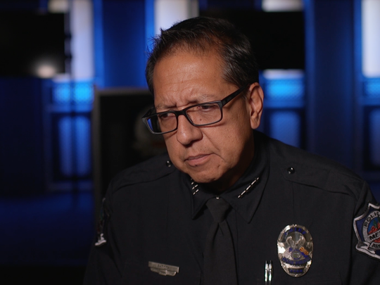 Mesa police Chief Ramon Batista asked a national police research group to investigate excessive force used by his officers following two recent incidents caught on video that spurred community outrage.