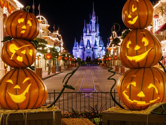 Join the party at Magic Kingdom through Nov. 1 and save over 15%!