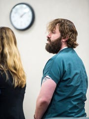 Steven Bourgoin appears in Vermont Superior Court in