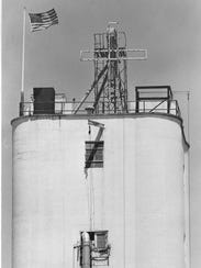 Tempe's past: Hayden Flour Mill in 1984 in Tempe.