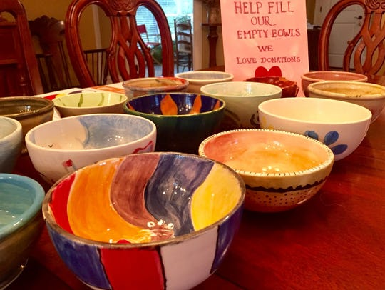 Empty Bowls in Clarksville hosts its annual fundraiser
