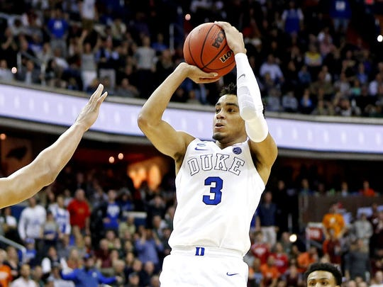 ACC media day voters like Tre Jones and Duke. Are you surprised? ... OK stop laughing, we aren't either.