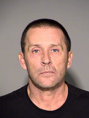 Arnold Jones, 50, of Bloomington, has been charged in four bank robberies in Indianapolis.