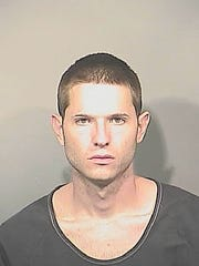 3:08 p.m. Jan. 29. -- Arrested: Joseph Alan Bellinger, 24, of , . Charges: Unarmed burglary of an occupied dwelling., fraudulent use of credit card, fraud, larceny --  on person  65 years old or older.