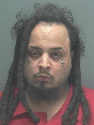 """Suspected drug dealer Eddie """"Fat Eddie"""" Saez"""
