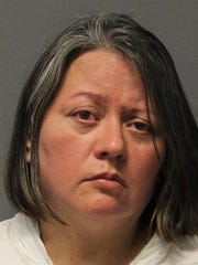 Ruth Gaver, 52, is accused of assault of a law enforcement