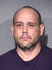 Robert Dubrow, 45, was booked into jail on Wednesday, May 20, 2015, and is expected to face one count of possession of marijuana, one count of cultivation of marijuana, one count of possession of drug paraphernalia and two counts of misconduct involving a weapon.