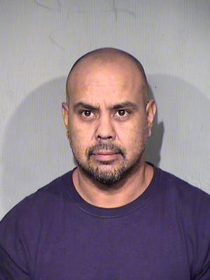 Edward Baca, 43, is the main suspect arrested by DPS.