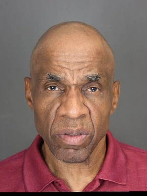Dale Page, 69, was arrested on Wednesday and charged with fourth-degree grand larceny, a felony, Peekskill police said.