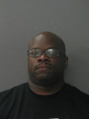 Scott police officer Larry Williams, 43.