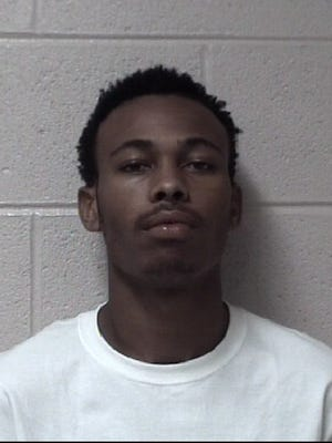 DeErius Parks is accused of robbing a man at gunpoint Aug. 27 in Smyrna.