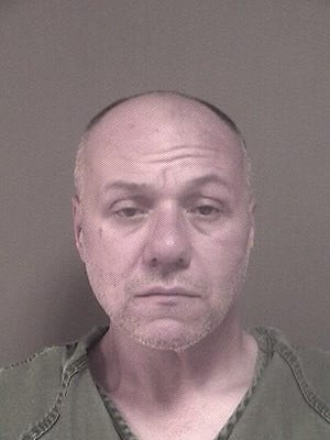 John Bailey, 49, was arrested by Toms River police Sept. 9 on burglary charges.