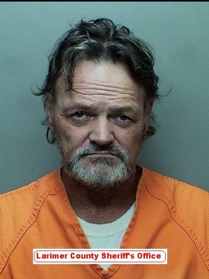 William Howard was arrested Saturday for allegedly shooting a man in the hand during a reported family disturbance in Fort Collins.