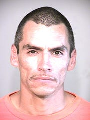 Department of Corrections inmate Michael Favela is