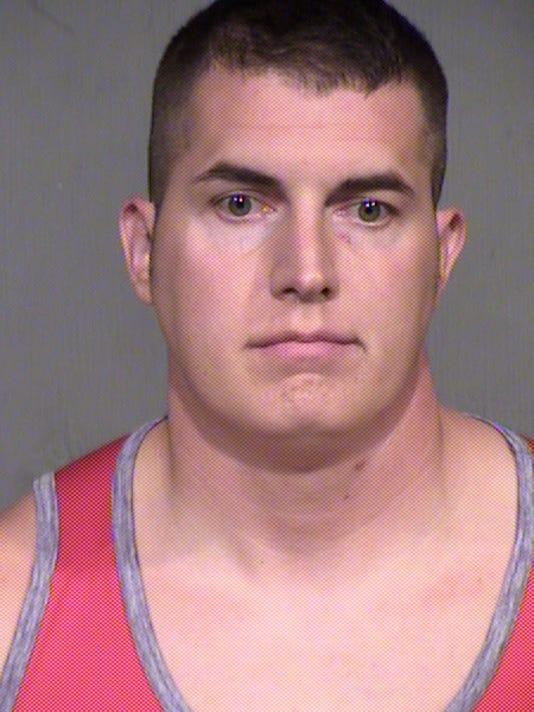Phoenix Police Officer arrested for alleged assault