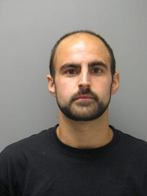 Jeremy W. Nacchio, 24, was charged with hunting without a license, illegally hunting on Sunday, trespassing to hunt, possession of unlawfully taken antlered deer, transporting unlawfully taken antlered deer, harvesting antlered deer without purchasing an antlered deer tag, failure to tag an antlered deer and failure to check an antlered deer within 24 hours.