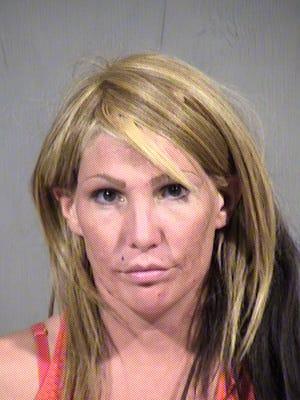 Holly Brooke mugshot