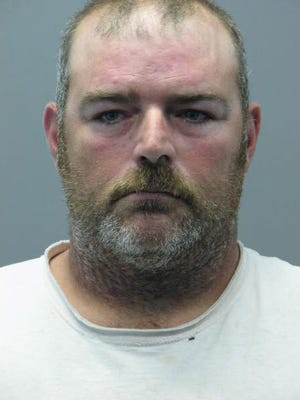 Michael J. Whitby was arrested on gun charges.