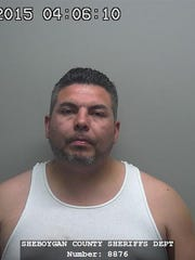 Strangulation and suffocation (domestic abuse): Daniel E. Castro, 39, Sheboygan, 12 months jail, three years probation, $955, three days sentence credit.