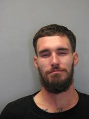Thomas Mcilvain, 34, of New Castle, was arrested on Wednesday night.