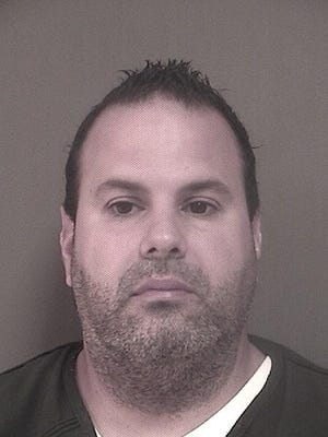 Little Egg Harbor resident Elmer Falcon, 44, was charged with sexual assault.