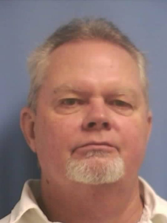 Inmate Larry Fisher