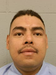 Secundino Fabela, 32, was the driver of one vehicle